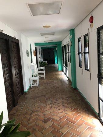 Zuheros, Spain: Hallway