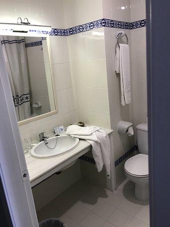 Zuheros, Spain: Bathroom