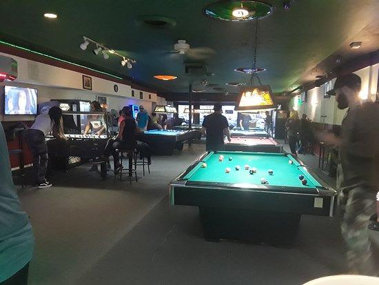 Toby's Billiards
