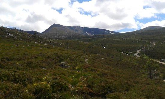 CairnGorm Mountain: Az érintetlen Felföld