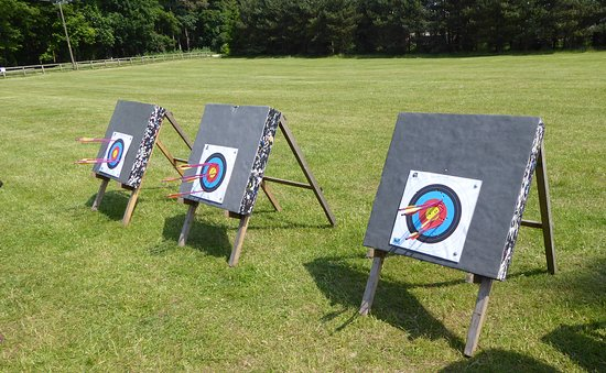 Crossbow Bolts - Picture of Explore 4x4, Pentlow - TripAdvisor