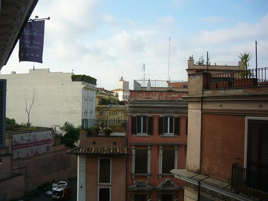 vistas picture of hotel trevi collection rome tripadvisor rh tripadvisor com