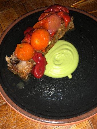 Iberica Marylebone: Twice cooked lamb