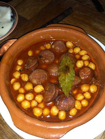 Iberica Marylebone: Chorizo
