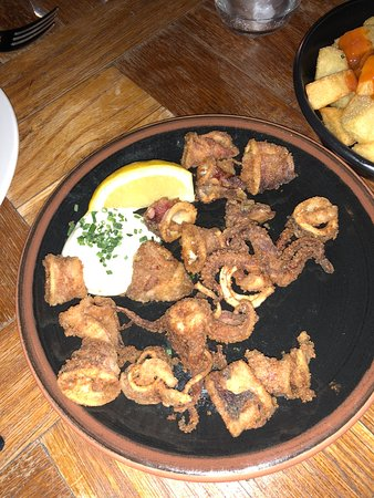 Iberica Marylebone: Calamares