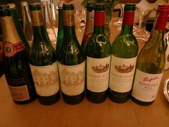 Conrad Koh Samui: wine pairing dinner