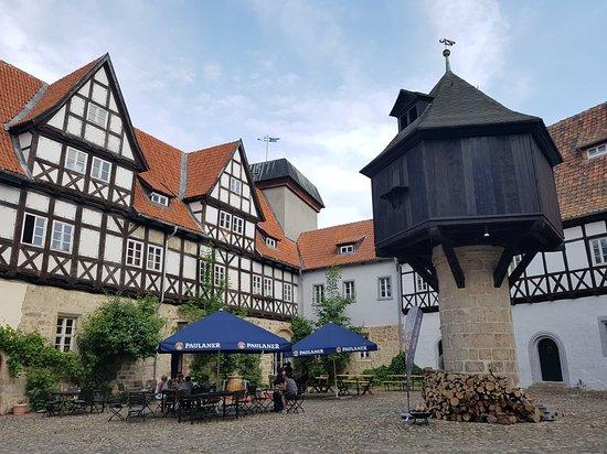 Le Feu - Der Flammkuchen in Quedlinburg: Gemütlich wie man es sich wünscht