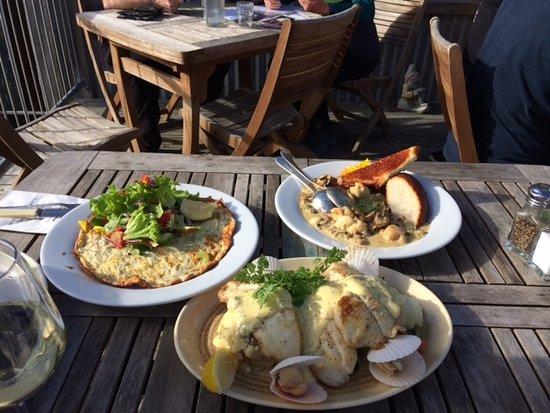 Moeraki, นิวซีแลนด์: all 3 dishes