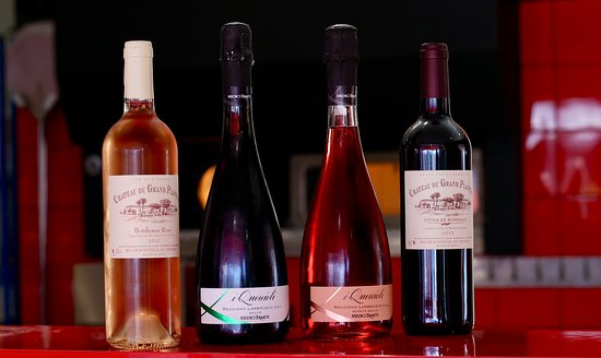 Montalivet, Γαλλία: Vins