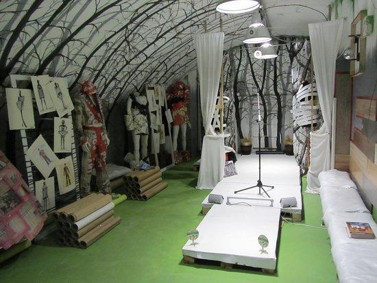 Kursk, Russia: ЭКОлогический АРТ- музей