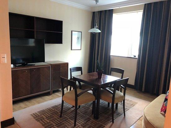 InterContinental Warszawa: Apartament