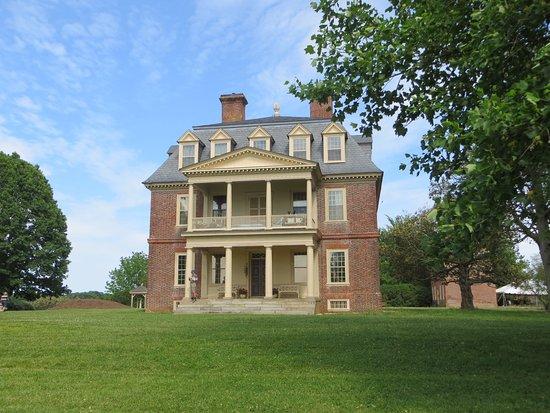 Charles City, فيرجينيا: main house