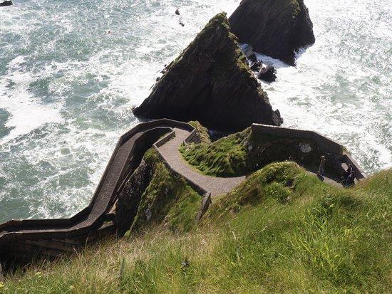 Dunquin, Ireland: Iconic shot of pier