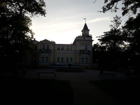 Pałacyk Sokoła