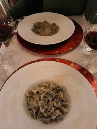 Monesiglio, Italien: Primi piatti