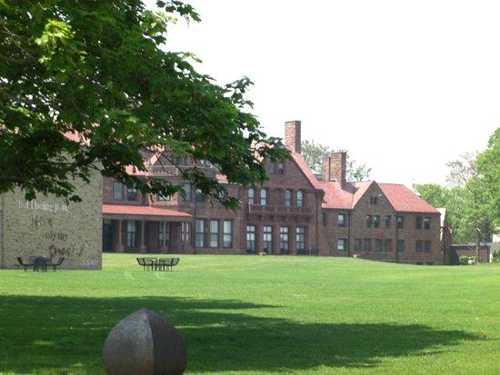 mcauley hall newport ri picture of historic tours of newport rh tripadvisor com