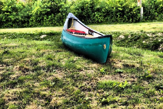 Willowgate Activity Centre: Canoe and kayak hire avaliable