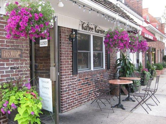 Media, Pensilvania: The Koffee Korner