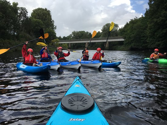 Willowgate Activity Centre: On the Might Tay Again