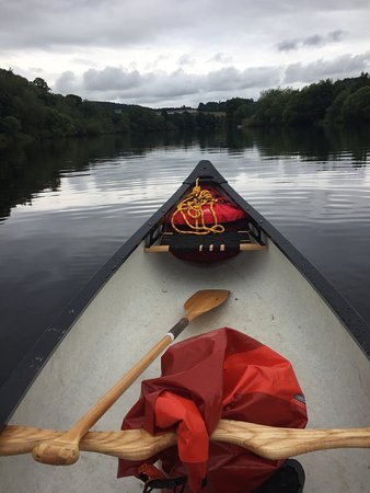 Willowgate Activity Centre: Time to get the canoes on the Tay