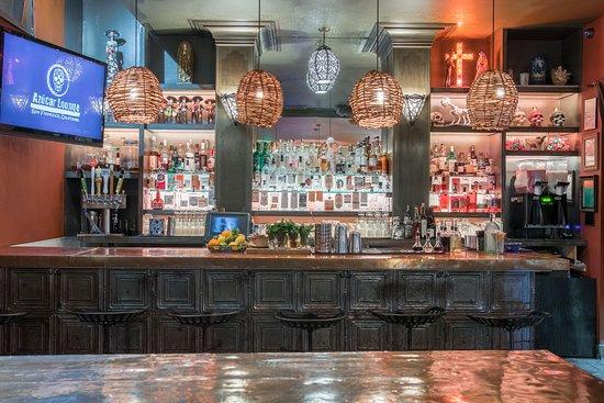 Azucar Lounge: Main Bar