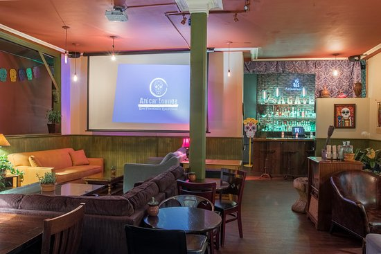 Azucar Lounge: Main Lounge & El Palenque Agave Bar