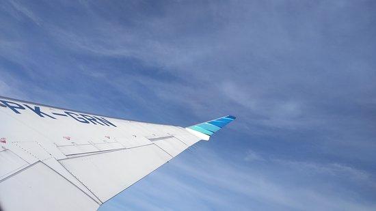 Bilde fra Garuda Indonesia