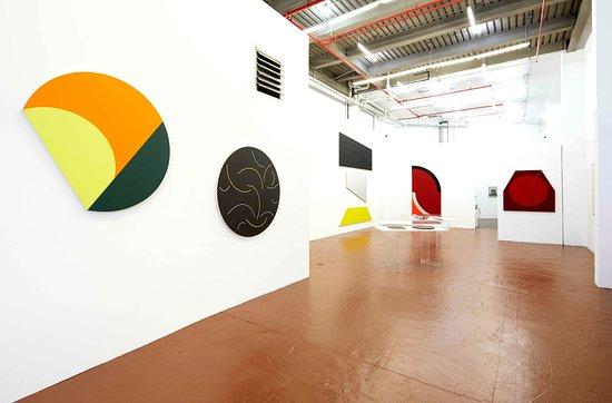 David Richard Gallery - Leo Valledor Exhibition