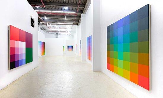 David Richard Gallery - Robert Swain Exhibition