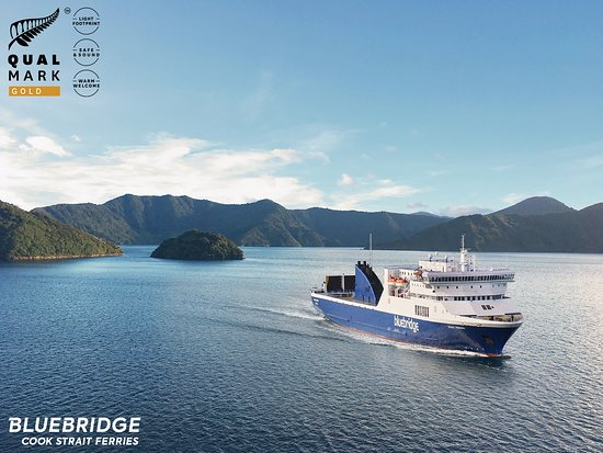 ‪Bluebridge Cook Strait Ferries‬