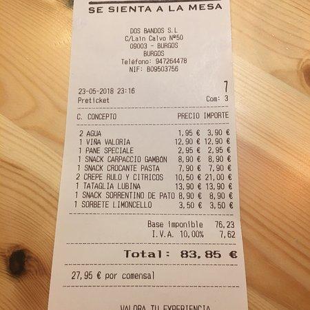 La Mafia se Sienta a la Mesa - BURGOS照片