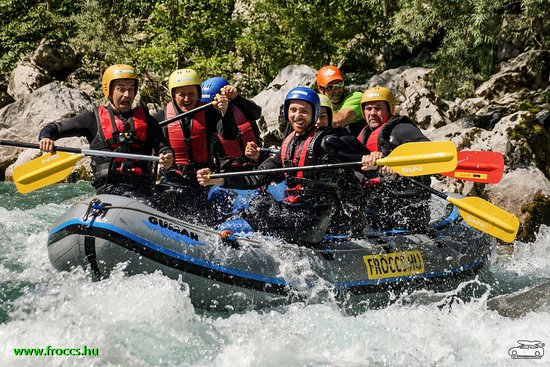 Froccs Rafting Club