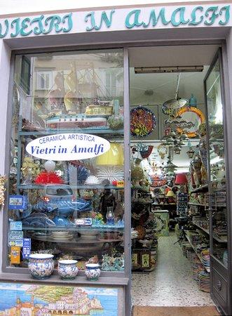 Vietri sul Mare, อิตาลี: Vietri in Amalfi