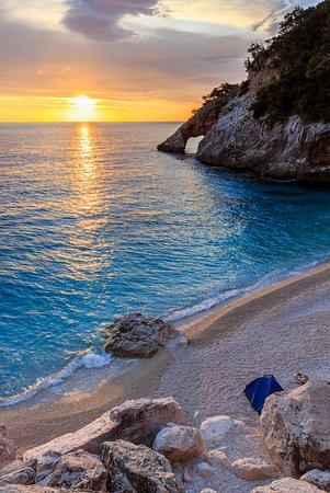 Rental Boat Escursions Gulf of Orosei Blu Marine Cala Gonone Port: Cala Goloritzè beaches