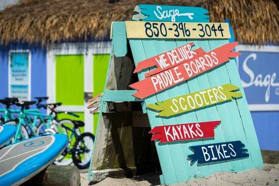 Navarre, Флорида: Paddle Boards, Kayaks, Bike and Scooter Rentals. Free Delivery