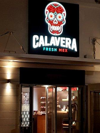 Calavera Fresh Mex: esterno