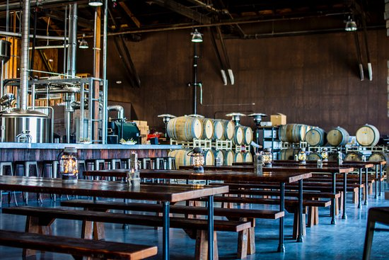 Mare Island Brewing Co. - Coal Shed Brewery