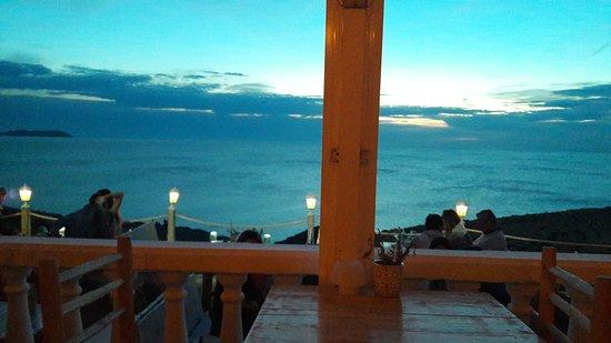 Restaurante La Torre Ibiza : Schitterend uitzicht!