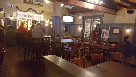 a look at the interior picture of fifth street brew pub dayton rh tripadvisor com