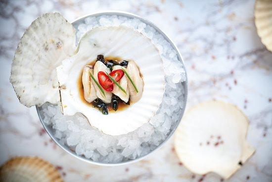 Privet, Grevette!: Сашими из морского гребешка (480 руб.)