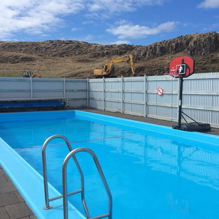 Swimming Pool Skagastrandar