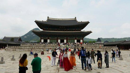 Gyeongbokgung: The palace