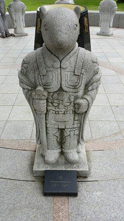 Gyeongbokgung: Animal Statues