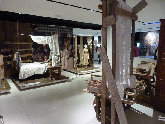 Gaudi Centre Reus: Otra Zona de Exposición