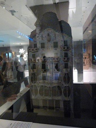 Gaudi Centre Reus: Otra Maqueta