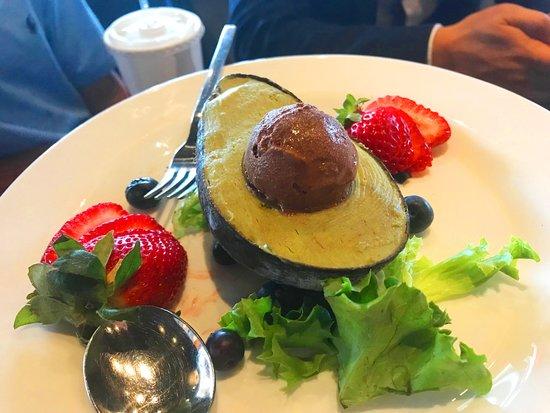 Nanuet, NY: Avocado Gourmet Ice Cream!