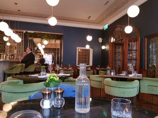 Masons Restaurant Bar: Restaurant Interior