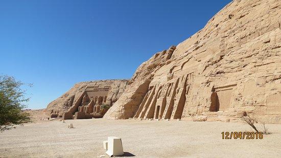 Abu Simbel Temple Complex: Abu Simbel complex