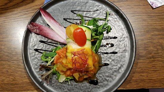 Andlau, Francja: Cannelloni de brucchio