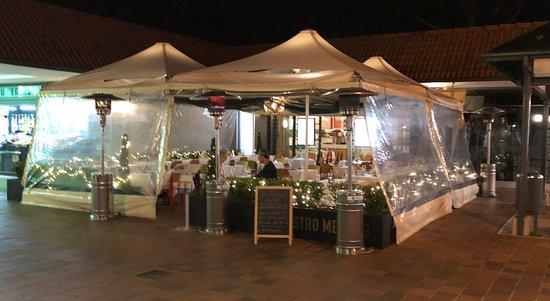 Bistro Mekong: The restaurant